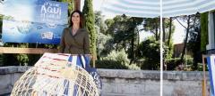 La presidenta de Loter�as y Apuestas del Estado ha presentado la campa�a de verano del Sorteo de Navidad.