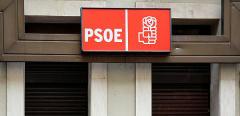 La sede del PSOE en Madrid, en la calle Ferraz.