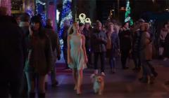 Danielle, en el anuncio de la Lotería de Navidad 2017
