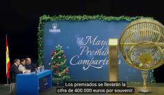 Arranca la campaña de verano de la Lotería de Navidad 2018.