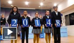 Vídeo: Lotería del Niño 2019: 20148, el tercer premio